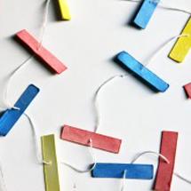 A Primary Color DIY Birthday Brunch