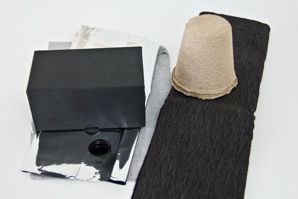 Camera Pinata Supplies