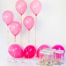DIY Balloon Awards