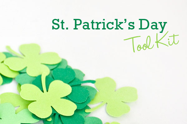 St Patricks Day Tool Kit