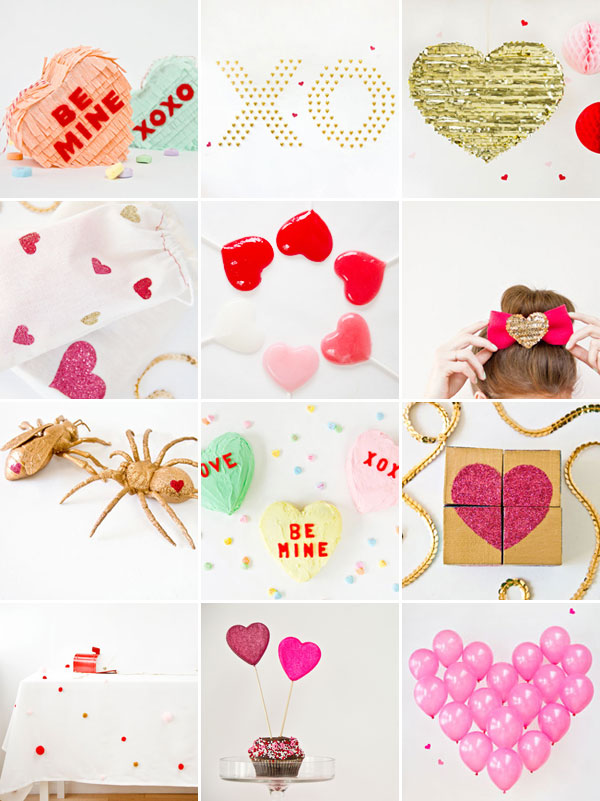 Valentines Day DIY Projects
