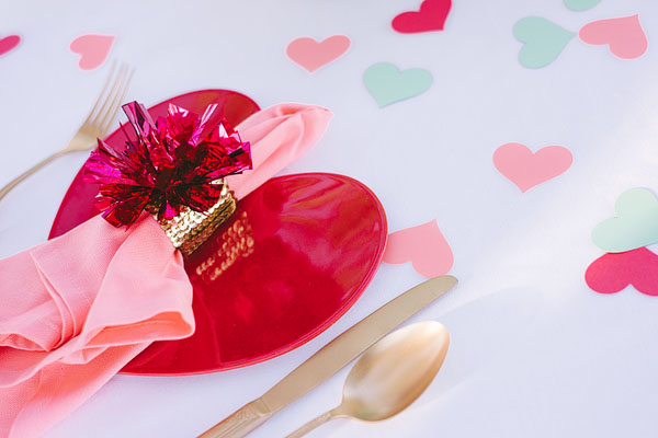 Valentines Day Table