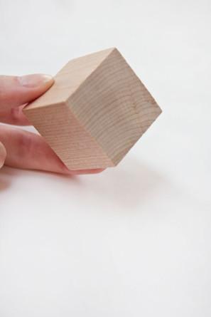 Wooden Block Puzzle Valentines