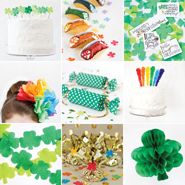 St Patricks Day DIY Projects