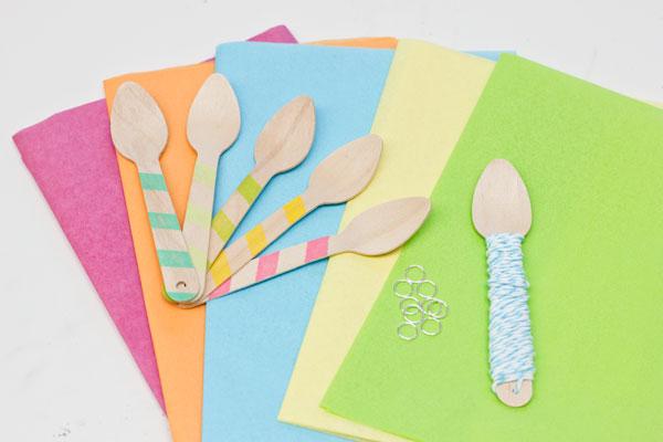 Tassel Spoon Supplies
