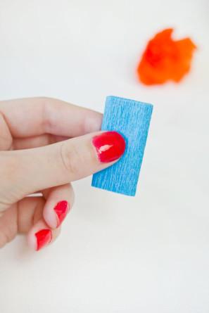 DIY Mini Paper Flowers