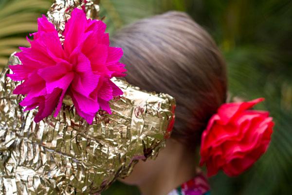 Paper Flower Pinata