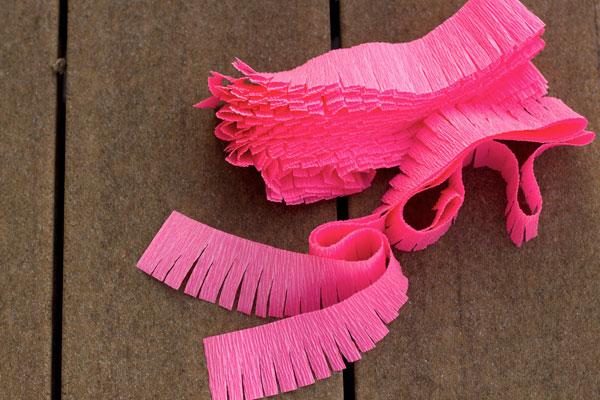 Flamingo Pinata DIY