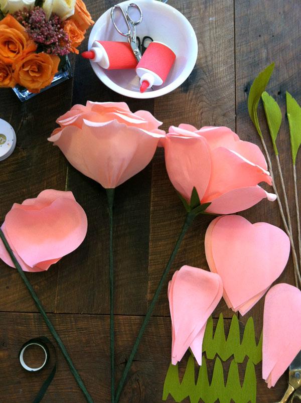 For the Love of Roses DIY Workshop