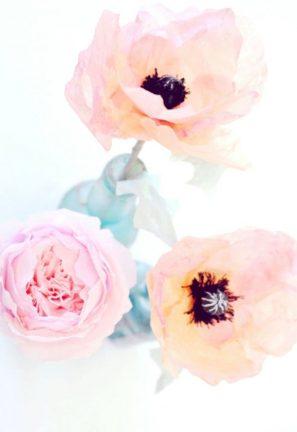 Paper Poppy DIY