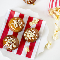 Five Things to Top with Popcorn