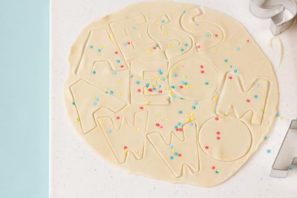 Confetti Pop Tarts