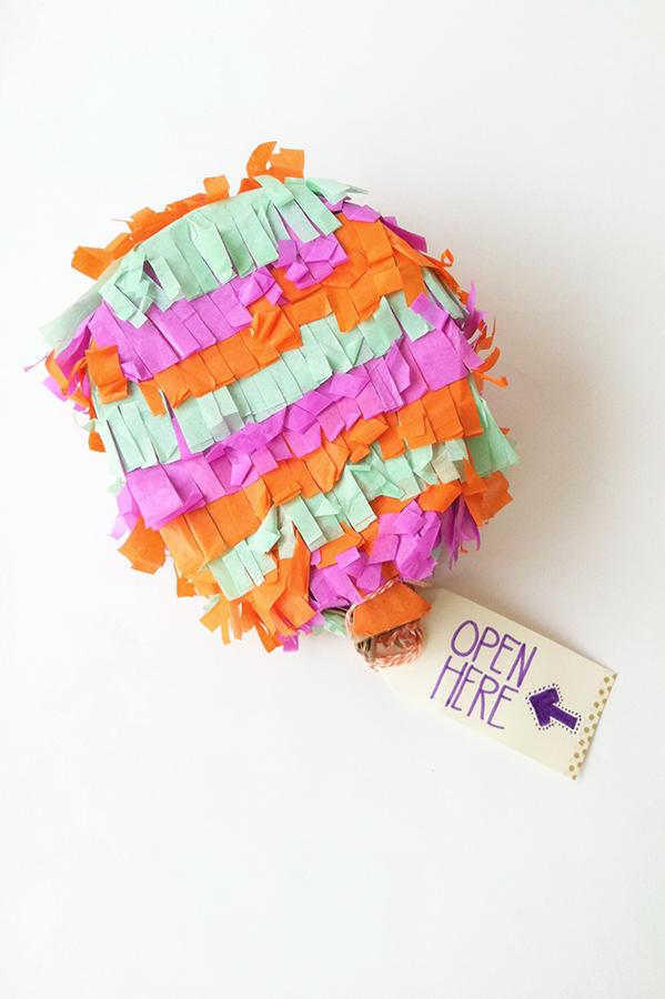 DIY Balloon Pinata