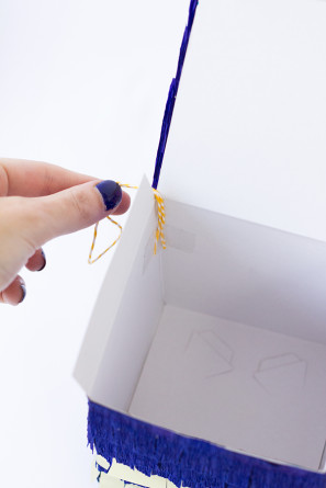 DIY Pinata Box Tutorial