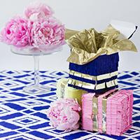 DIY Piñata Boxes