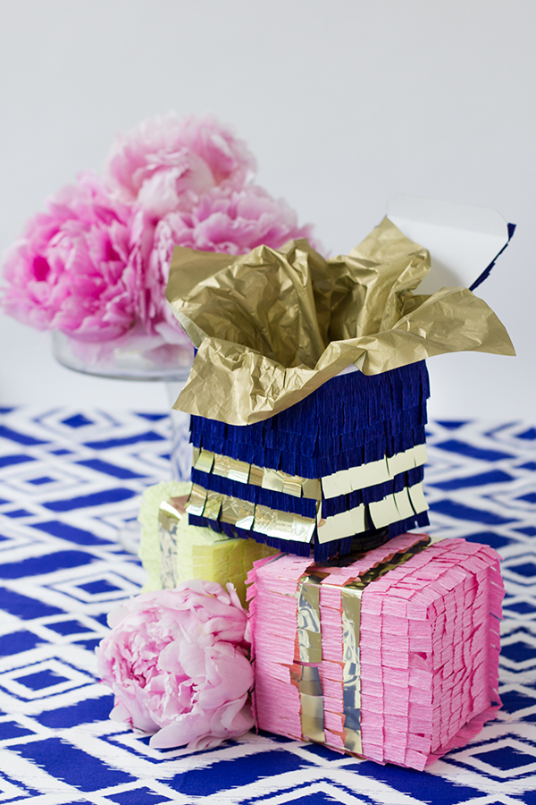 How To Make a Piñata Box