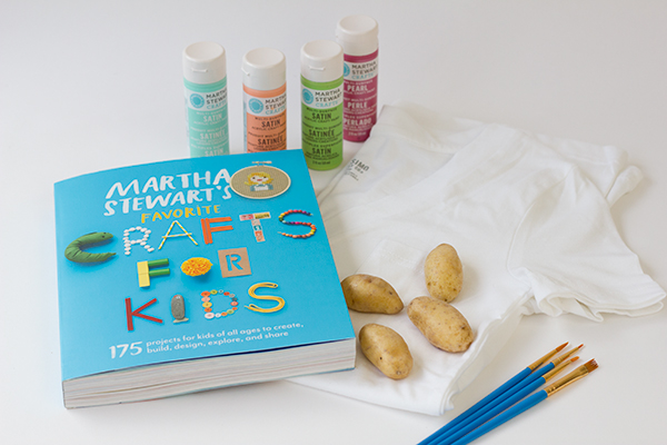 Martha Stewart's Favorite Crafts for Kids Book Giveaway