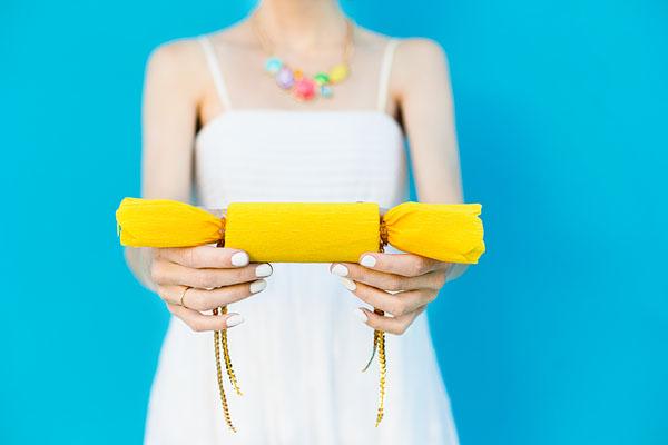 Surprise Message Confetti Popper DIY