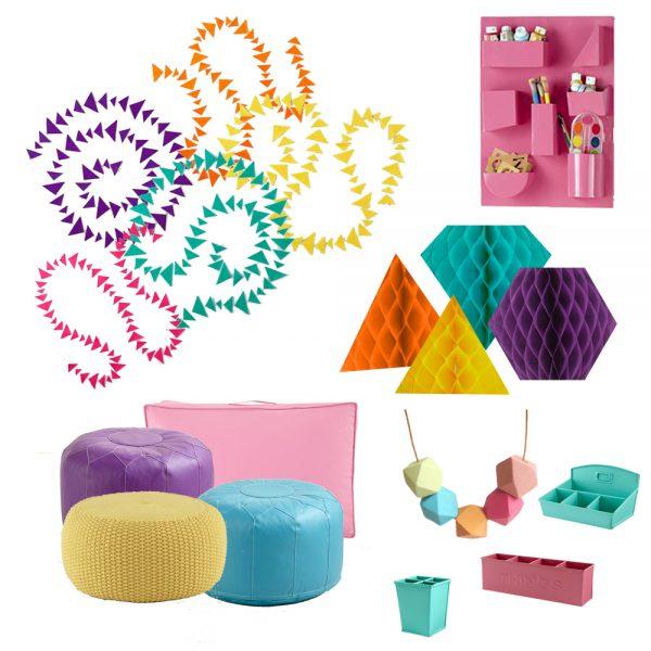 Geometric Birthday Party
