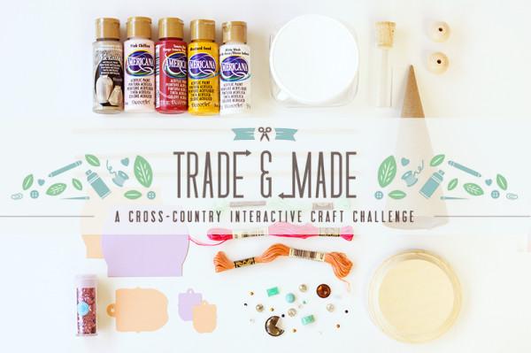 Trade and Made Craft Challenge
