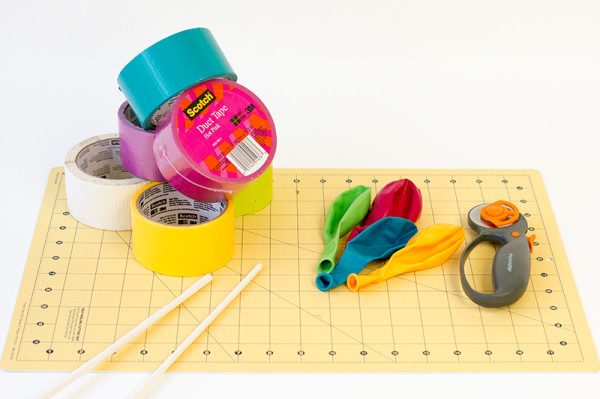 DIY Duct Tape Crafts for Kids