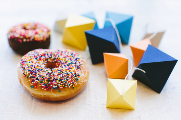 Donuts and Garlands