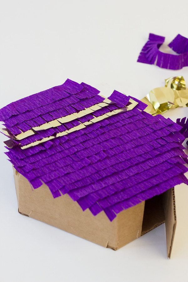 Geometric Pinata Party Favors