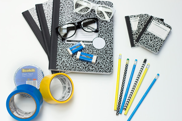 How To Make Duct Tape School Supplies