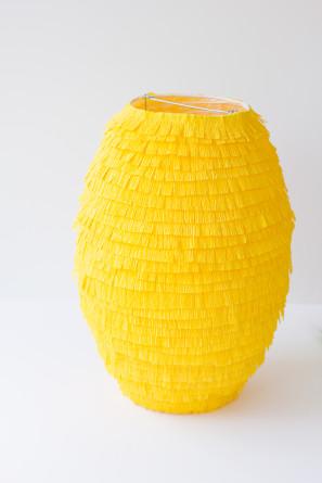 DIY Lantern PIneapple Pinata