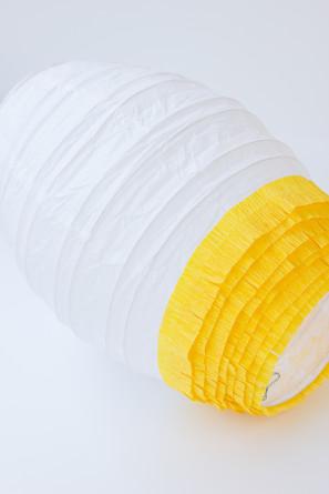 DIY Pineapple Pinata Lantern