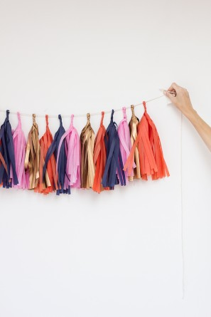 Tassel Garland Number How To