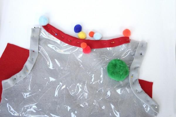 DIY Gumball Costume Step5