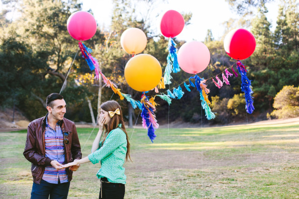 Balloon Proposal