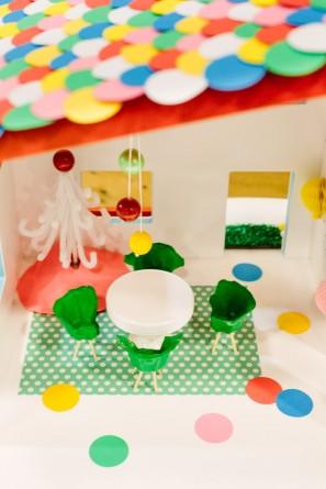 DIY Egg Carton Dollhouse Furniture