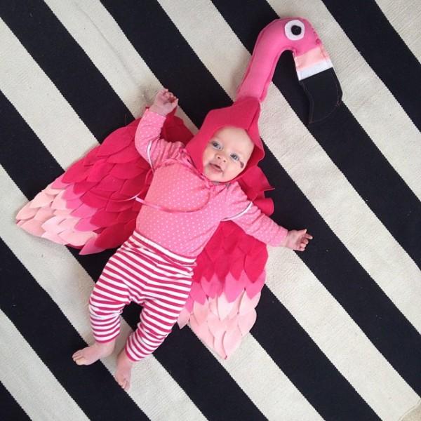 Flamingo Costume from elisejoy
