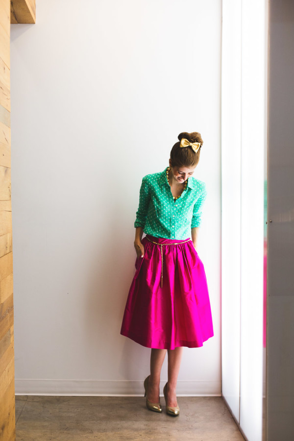 Party Skirt!