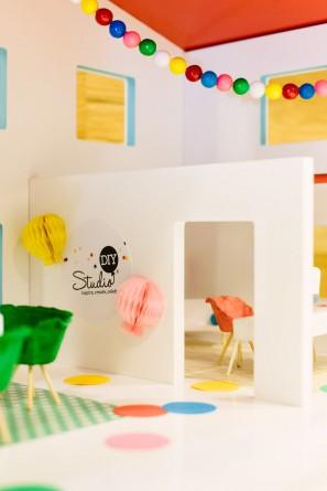 Studio DIY Land of Nod Dollhouse