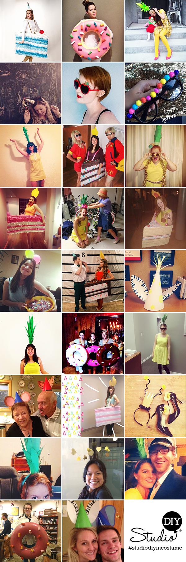 Studio DIY In Costume 2013