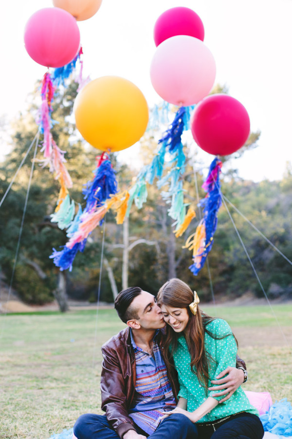 Balloon Proposal