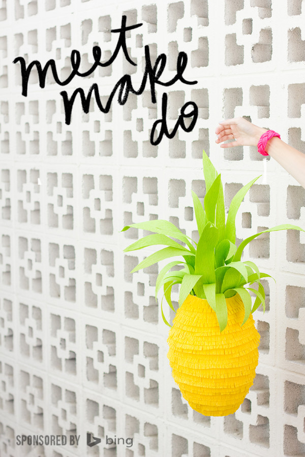 Meet/Make/Do: A Blogger Retreat in Palm Springs