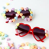 DIY Eye Candy Valentines