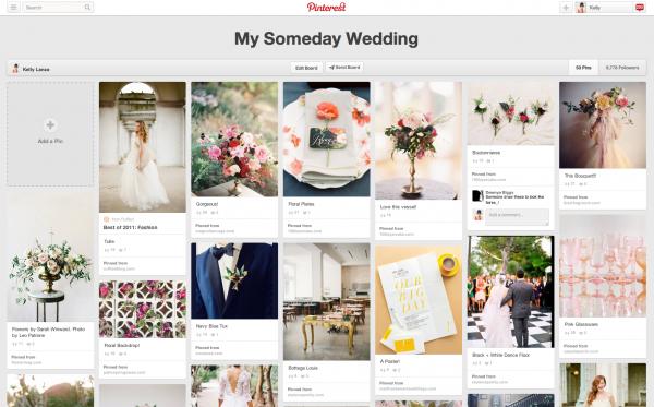 Studio DIY Plans a Wedding