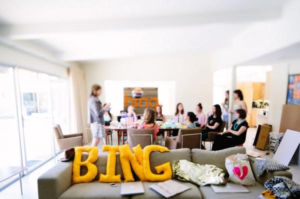 Bing in Palm Springs