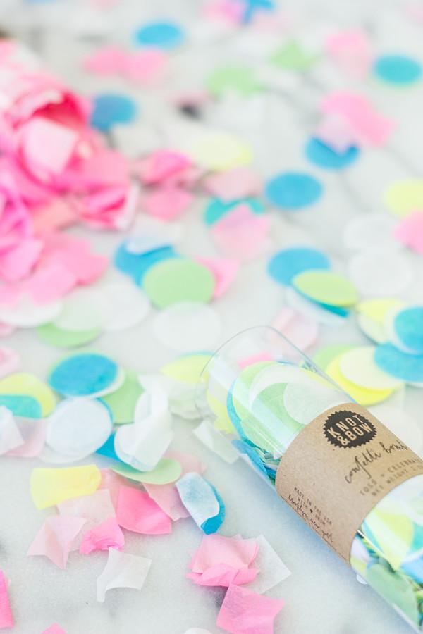 Confetti Bombs!