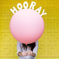 DIY Pop-Up Message Balloons