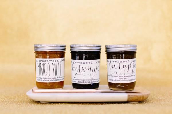 Delicious Homemade Jam