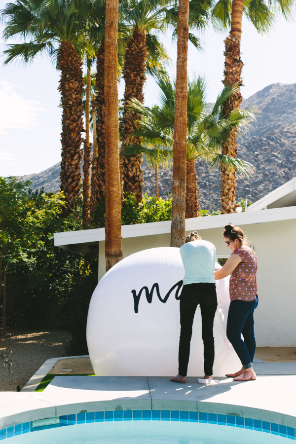 How to Customize a Giant Beach Ball