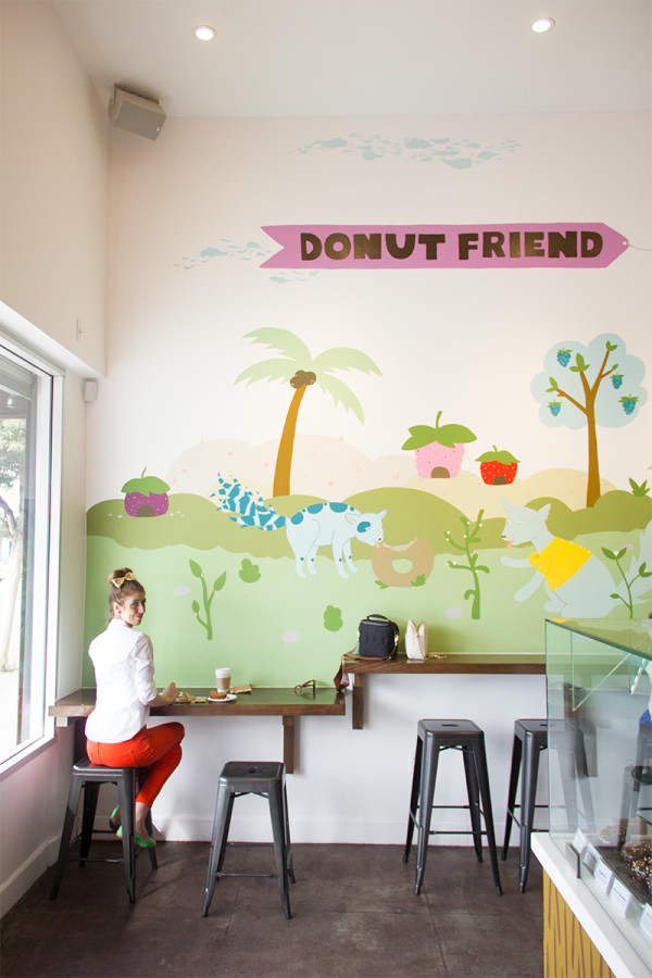 HowAboutWe DIY Donut Date at Donut Friend