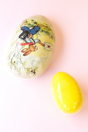 DIY Easter Egg-Gram
