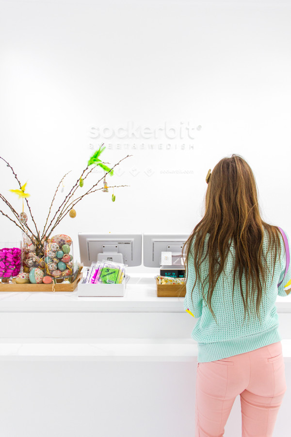 Sockerbit Candy Store